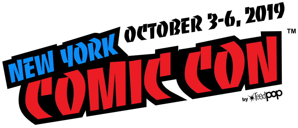We're heading to NYCC 2019!!