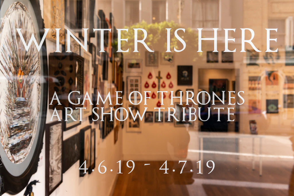 "Opening Night: ""Winter is Here"""