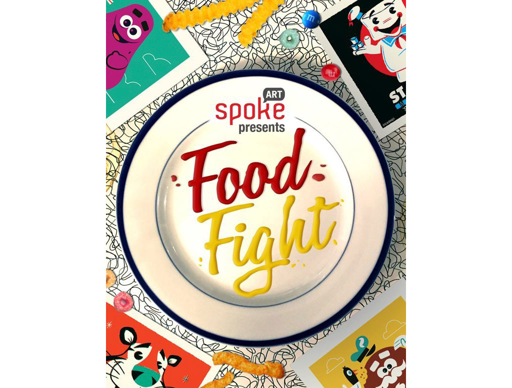 "Coming Soon: Dave Perillo and Ian Glaubinger's ""Food Fight"""