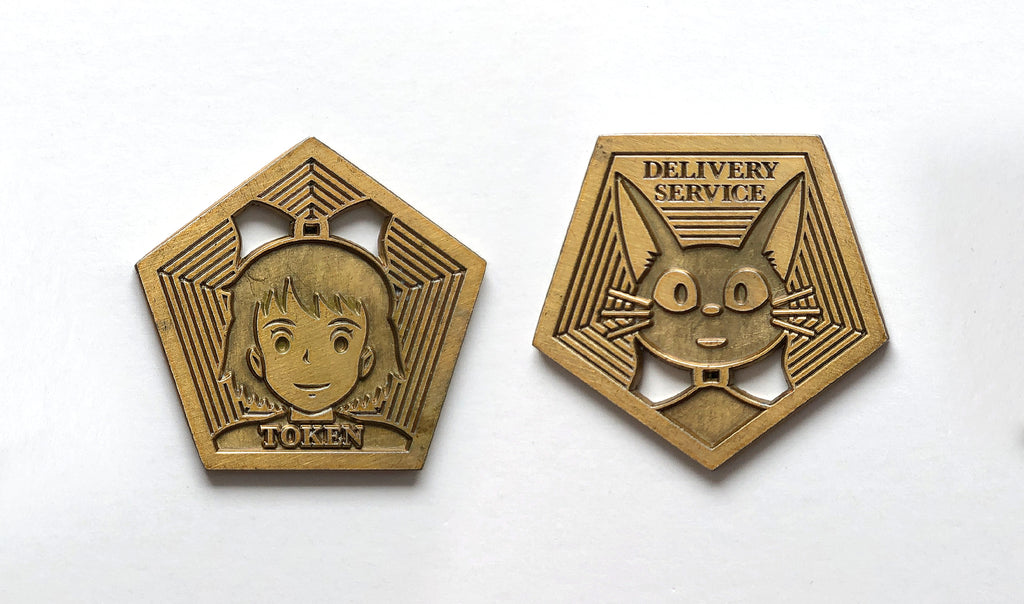 Available Thursday: Bruce Yan Miyazaki Tokens