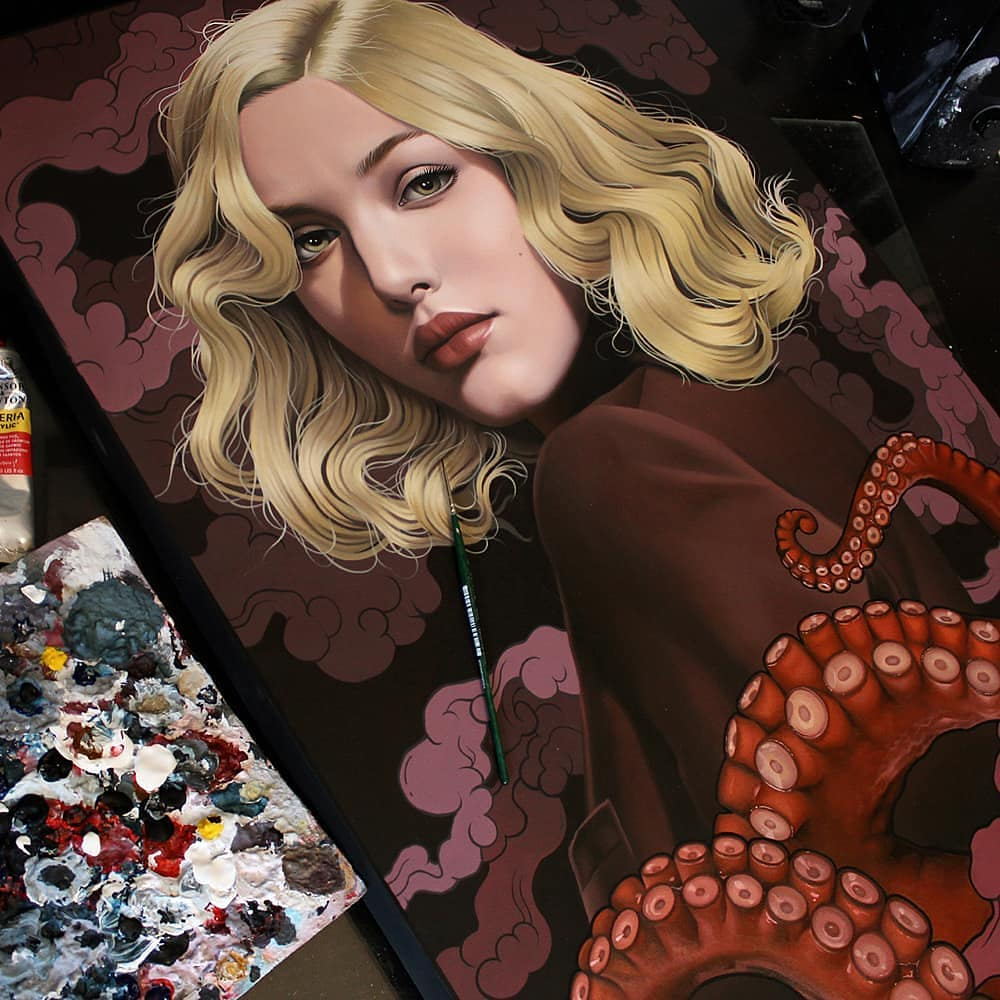 "Sarah Joncas ""Pathetic Fallacy"" @ Hashimoto Contemporary NYC"