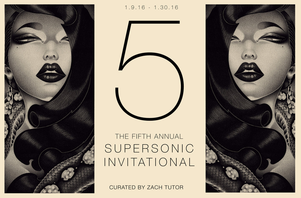 The Fifth Annual Supersonic Invitational