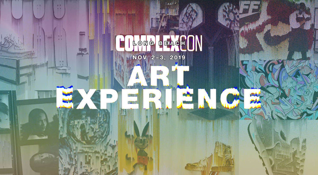 This weekend: ComplexCon 2019!