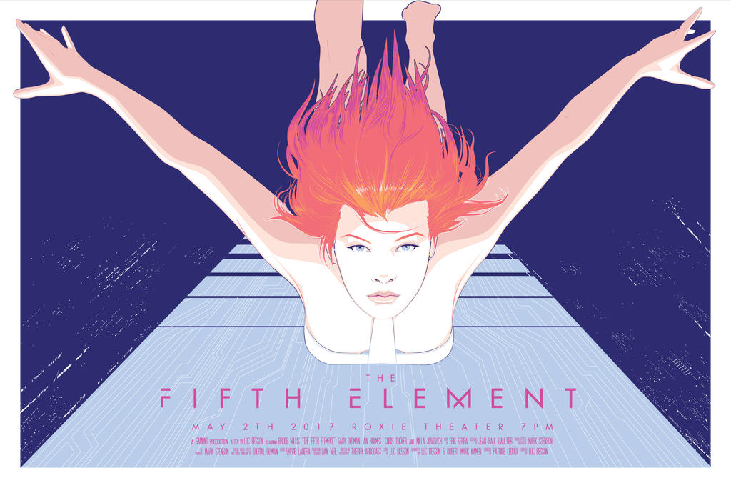 Craig Drake Fifth Element