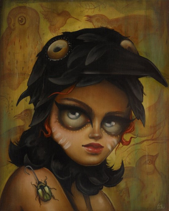 "Tatiana Suarez - ""What Kind of Bird Are You?"" - Spoke Art"