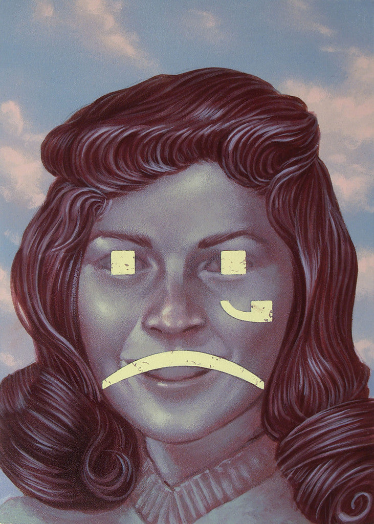 "Casey Weldon - "":'("" - Spoke Art"