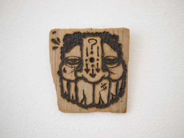 "GATS - ""Wood Burn 12"""