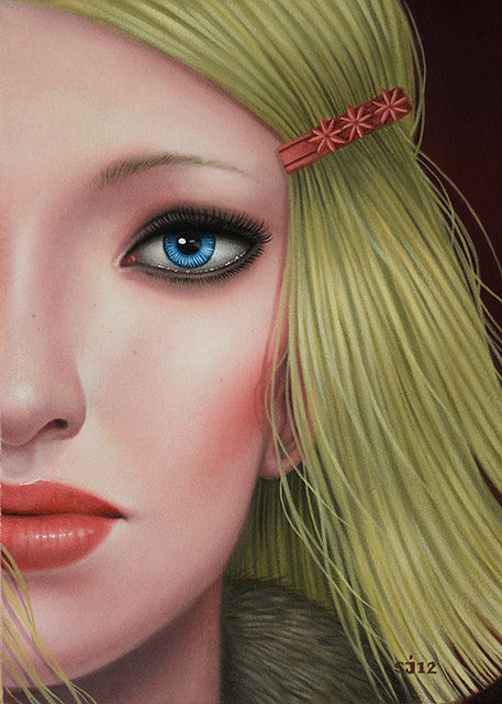 "Sarah Joncas - ""Ruby Tuesday"" - Spoke Art"