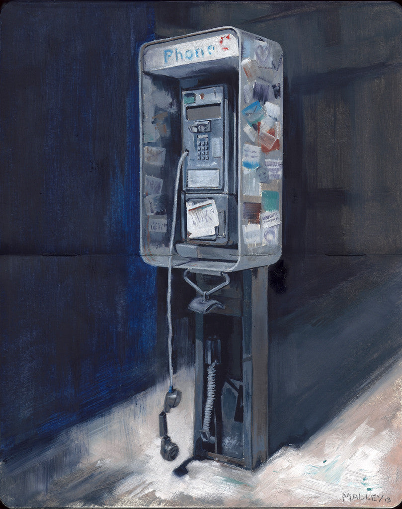 "Ryan Malley - ""Phone (6th and Folsom)"" - Spoke Art"