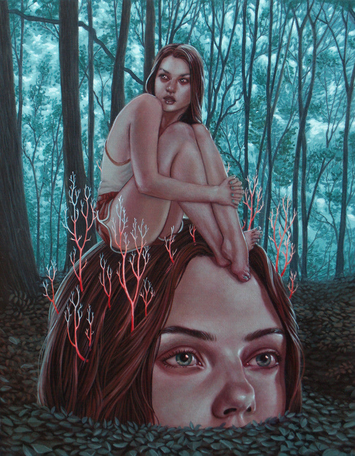 "Casey Weldon - ""Bury"" - Spoke Art"