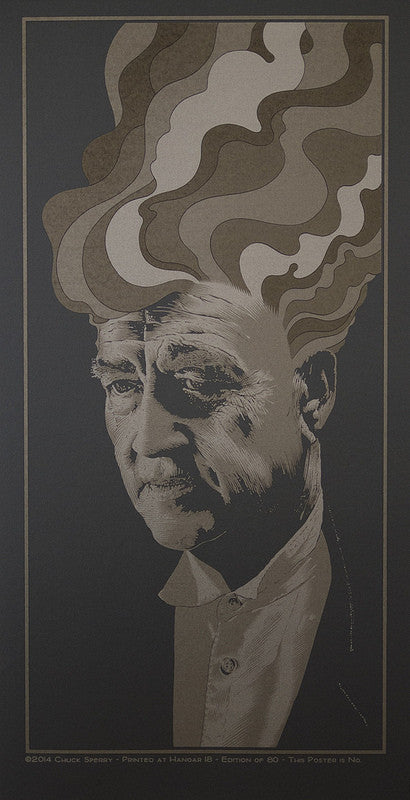 "Chuck Sperry -  ""In Dreams, David Lynch"""
