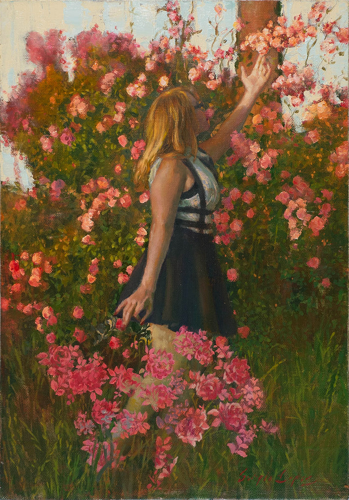"Sergio Lopez - ""The Art Of Watching A Flower Grow"""