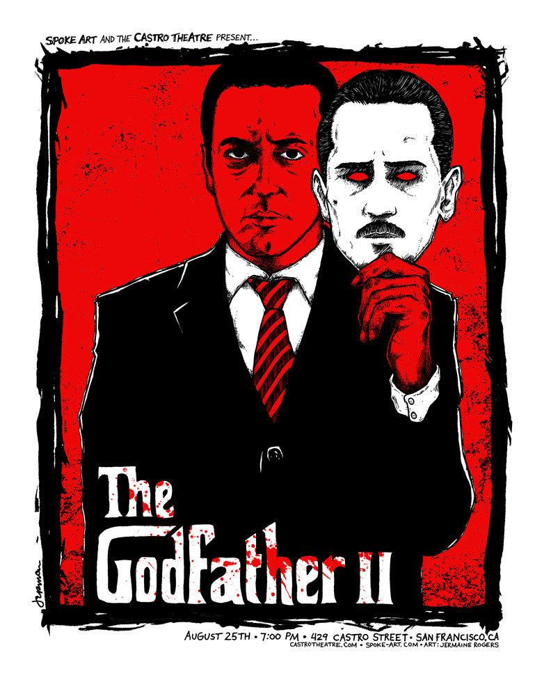 "Jermaine Rogers - ""Godfather II"""