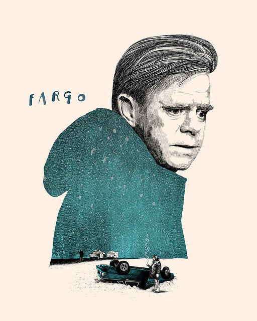 "Peter Strain - ""Fargo"" - Spoke Art"