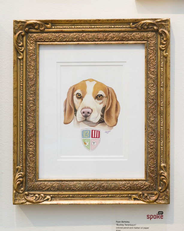 "Ryan Berkley - ""Buckley Tenenbaum"" - Spoke Art"