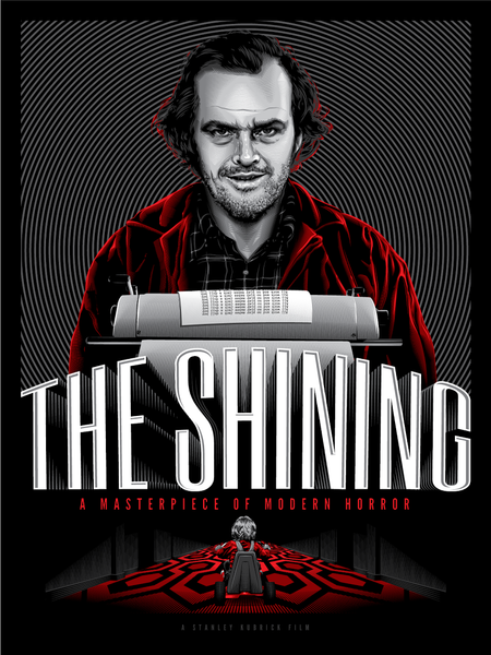 "Tracie Ching - ""The Shining"""
