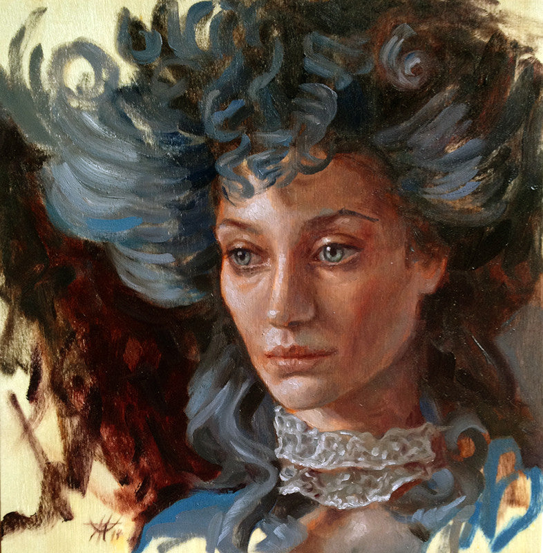 "Mandy Tsung - ""Lady Lyndon"" - Spoke Art"