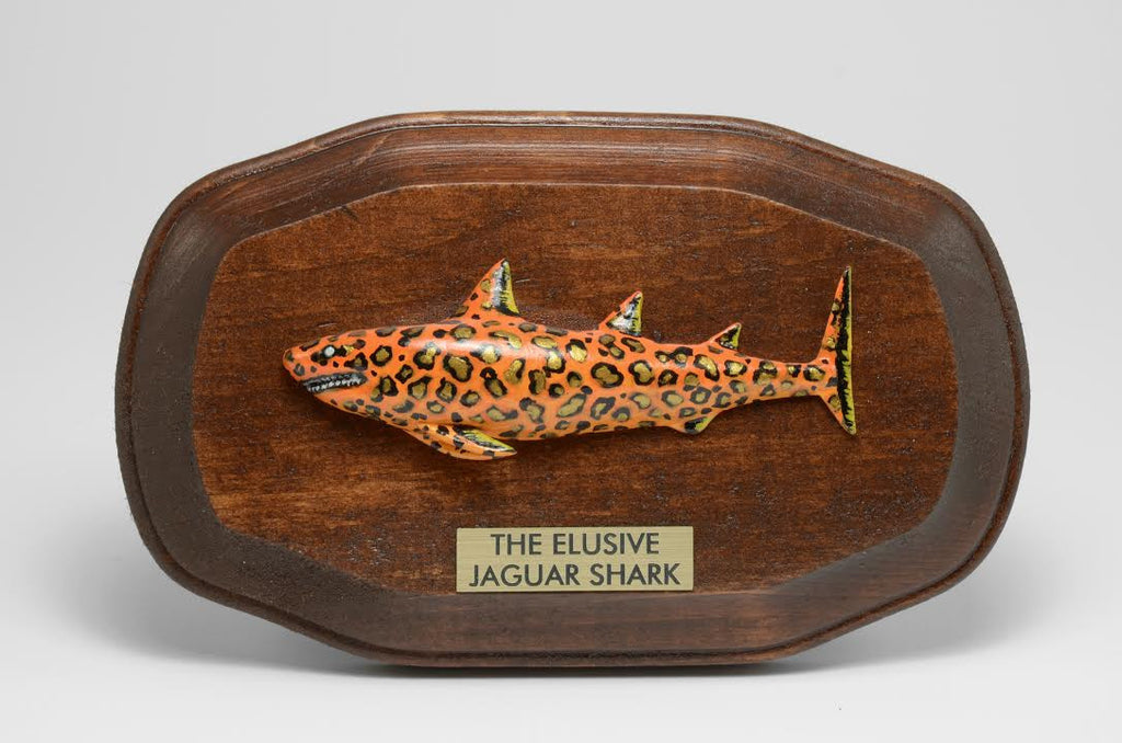 "Geoff Trapp - ""The Elusive Jaguar Shark"""