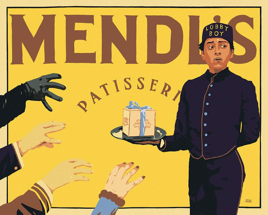 "Chris Walker - ""Mendl's"""