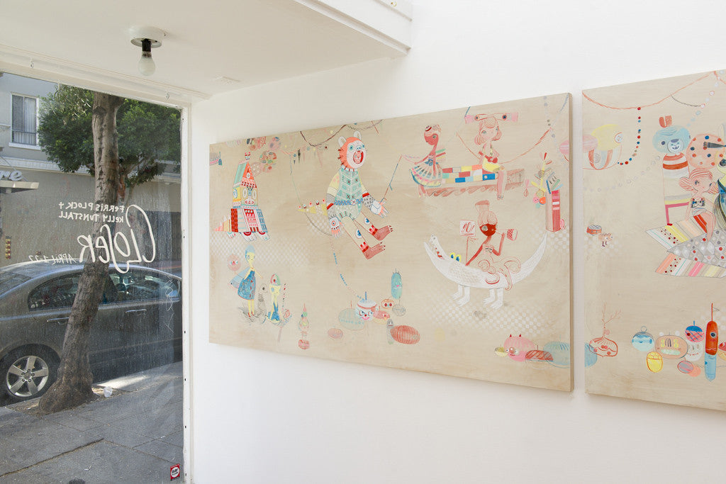 "Kelly Tunstall + Ferris Plock - ""closer #1"""