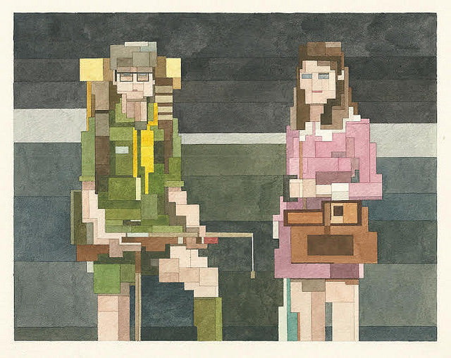 "Adam Lister - ""Moonrise Kingdom"""