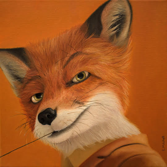 "Scott Mitchell - ""Fantastic Mr. Fox"""