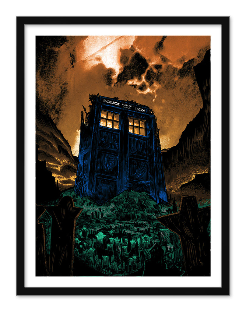"Tim Doyle - ""The Fields of Trenzalore"" - Spoke Art"