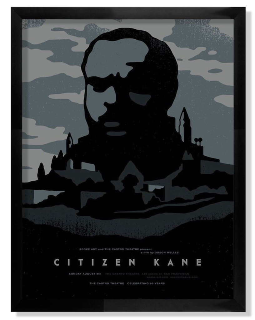"Sam Smith - ""Citizen Kane"" - Spoke Art"