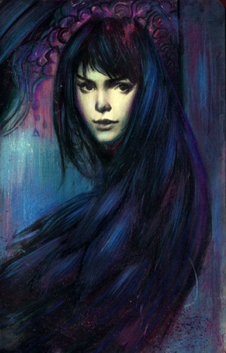 "Rod Luff - ""Raven"" - Spoke Art"
