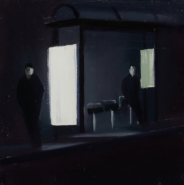 "Brett Amory - ""Waiting #235"""