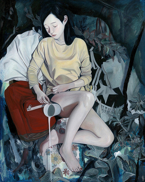 "Joanne Nam - ""Sleepy Head"""