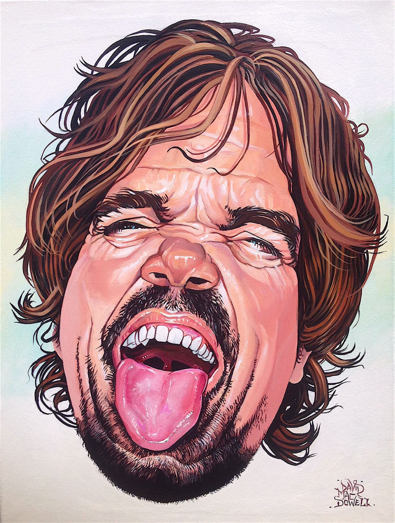 "Dave MacDowell - ""Game of Dwarves"""