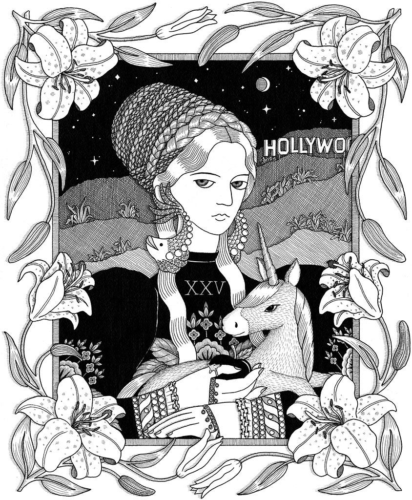 "Jayde Fish - ""Hollywood Cemetery"""