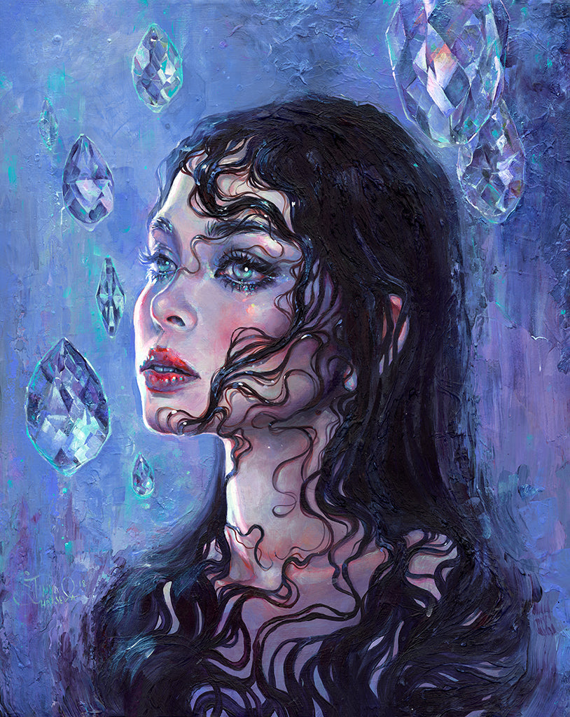 "Tanya Shatseva - ""Phantom Rain"" - Spoke Art"
