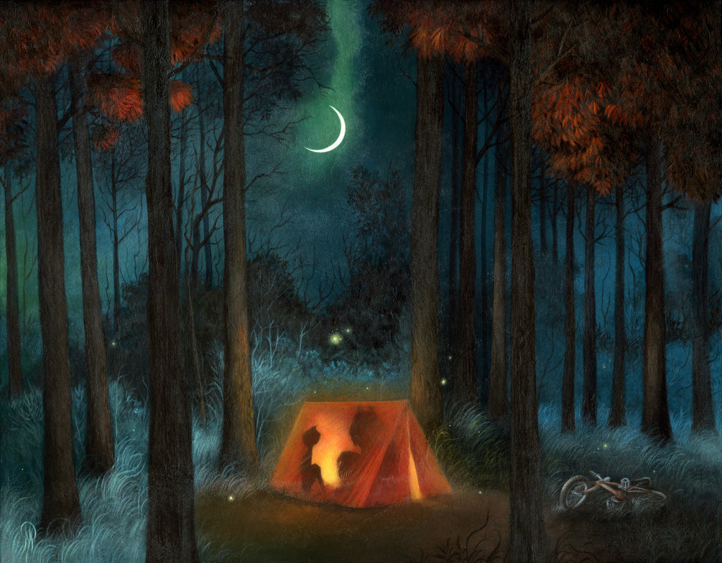 "Dan May - ""Campout"""