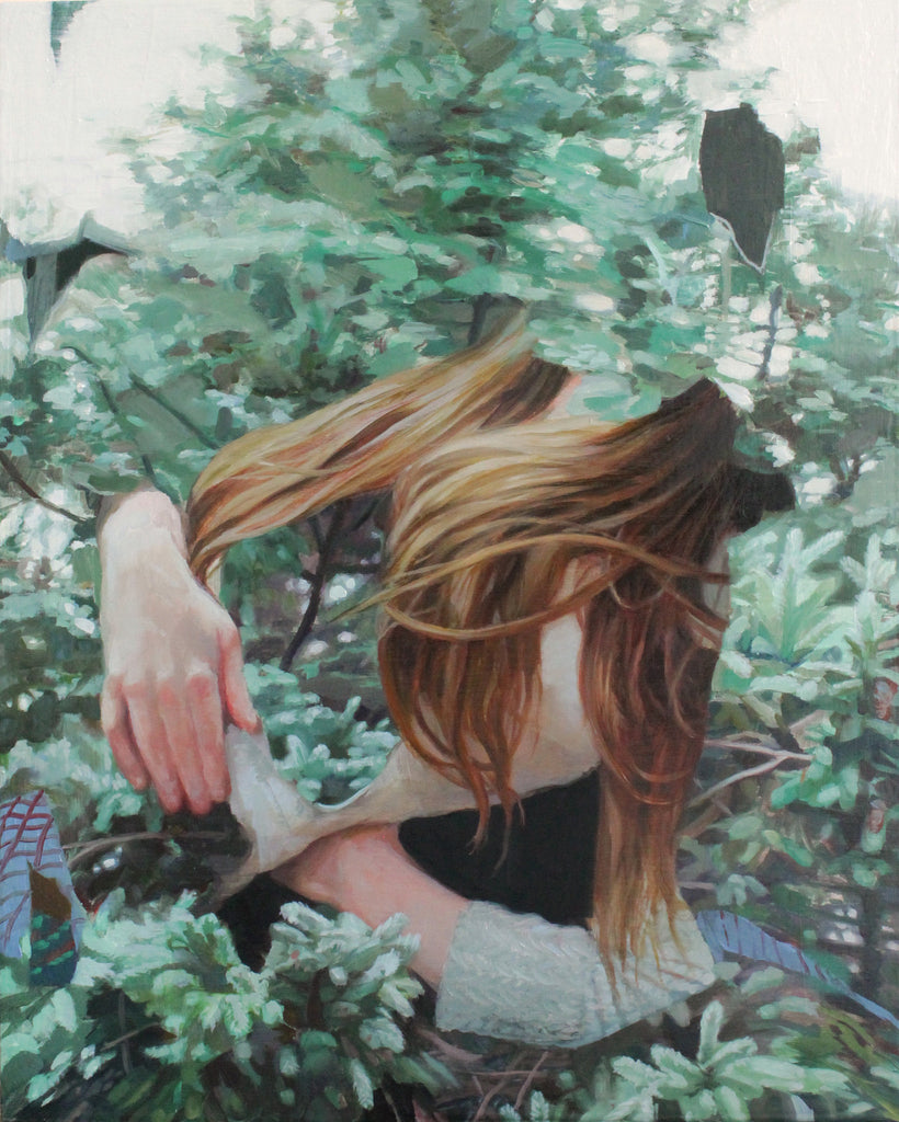 "Meghan Howland - ""Echo"" - Spoke Art"