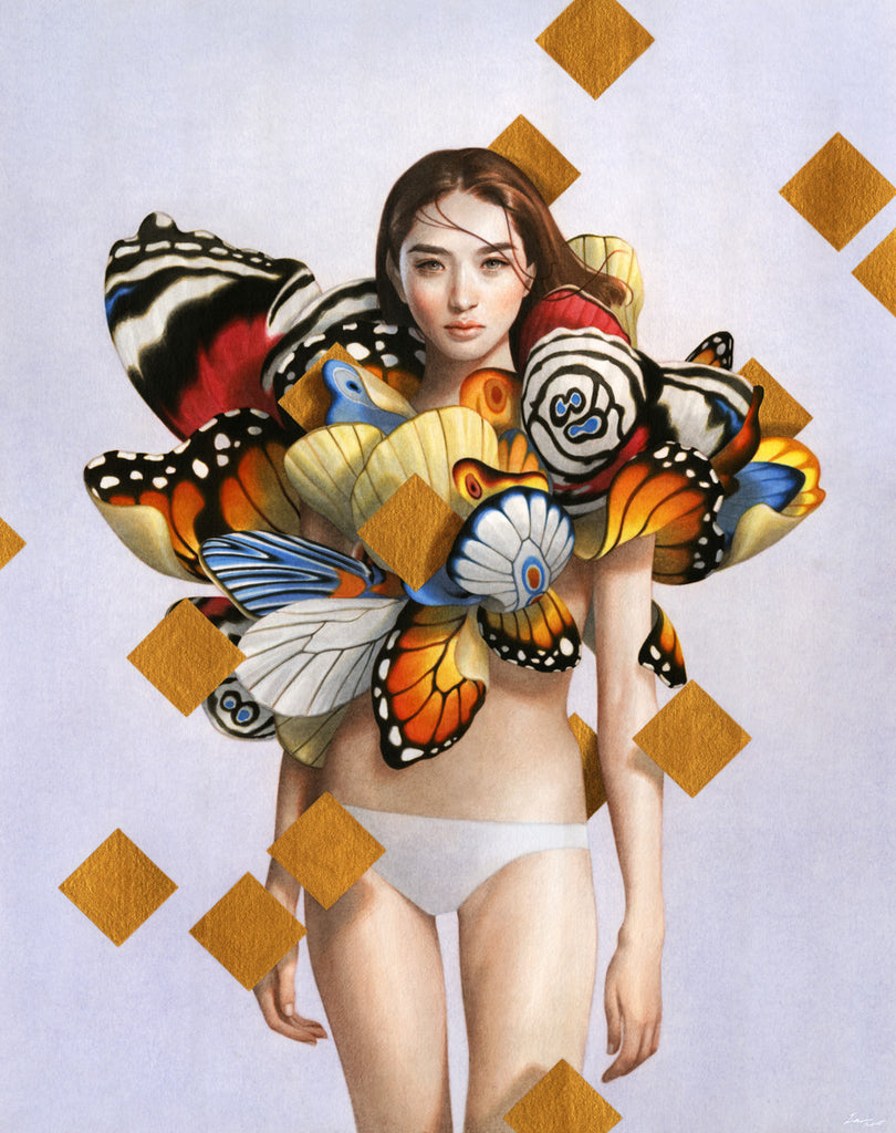 "Tran Nguyen - ""Rebirth"" - Spoke Art"