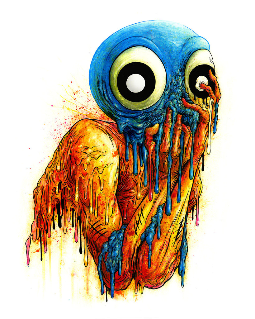 "Alex Pardee - ""Season Of The Witch"""