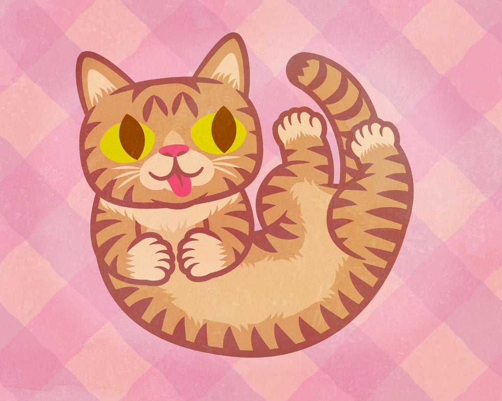 "Philip Tseng - ""Lil Bub"" - Spoke Art"