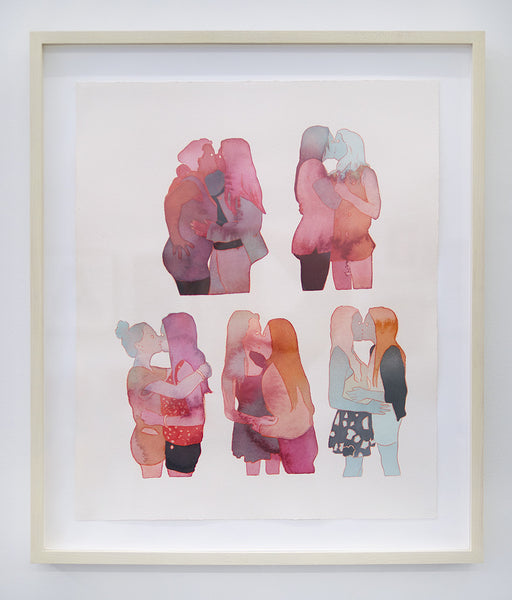"Dan Gluibizzi - ""Five Couples"""