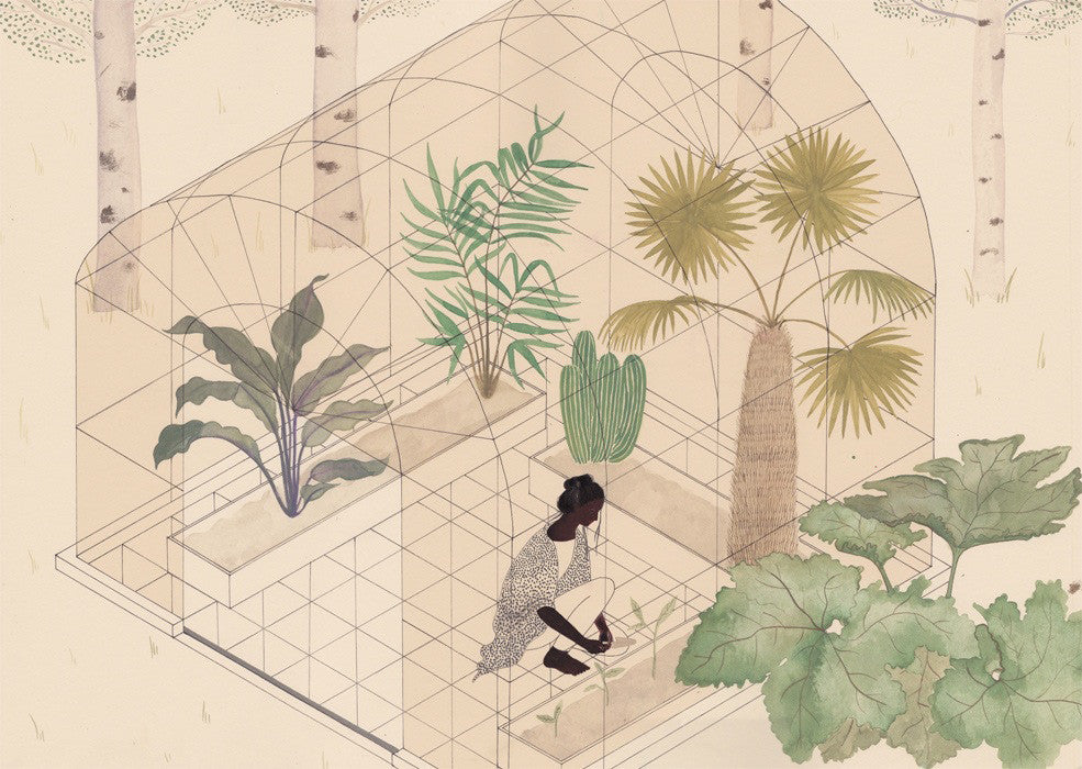 "Harriet Lee-Merrion - ""Fertile Earth"""