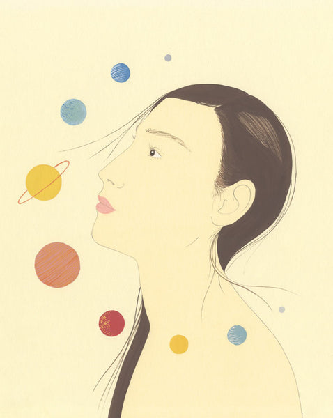 "Harriet Lee-Merrion - ""Solar System"""