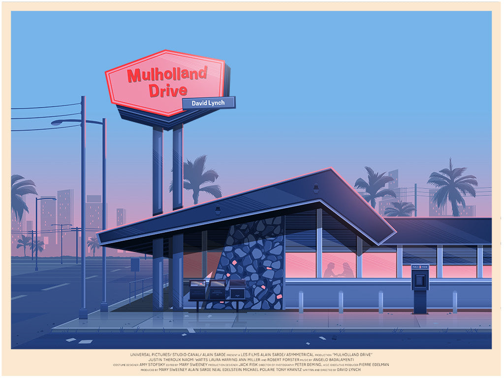 "George Townley - ""Mulholland Drive"""