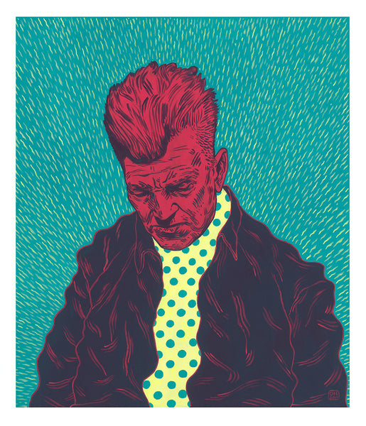 "Gerhard Human - ""David Lynch"""