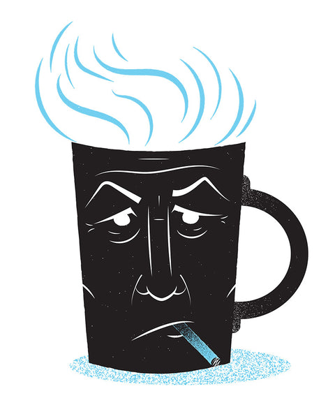 "James Olstein - ""Damn Fine Cup of Coffee"""
