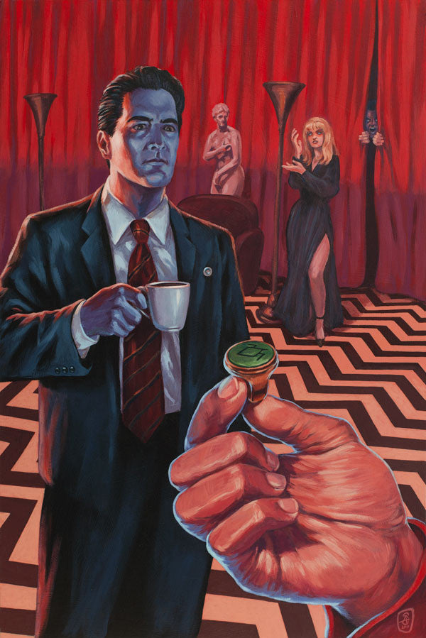 "Stephen Andrade - ""The Black Lodge"""