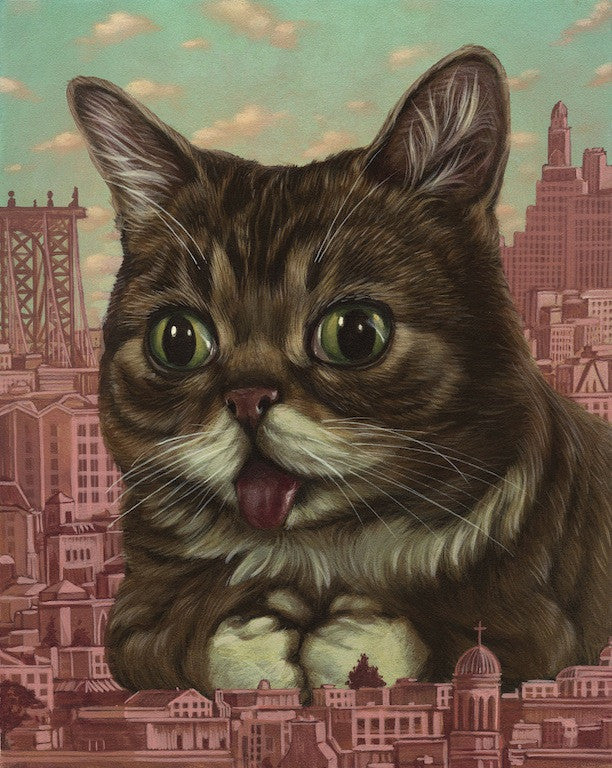 "Casey Weldon - ""Big Bub"" - Spoke Art"