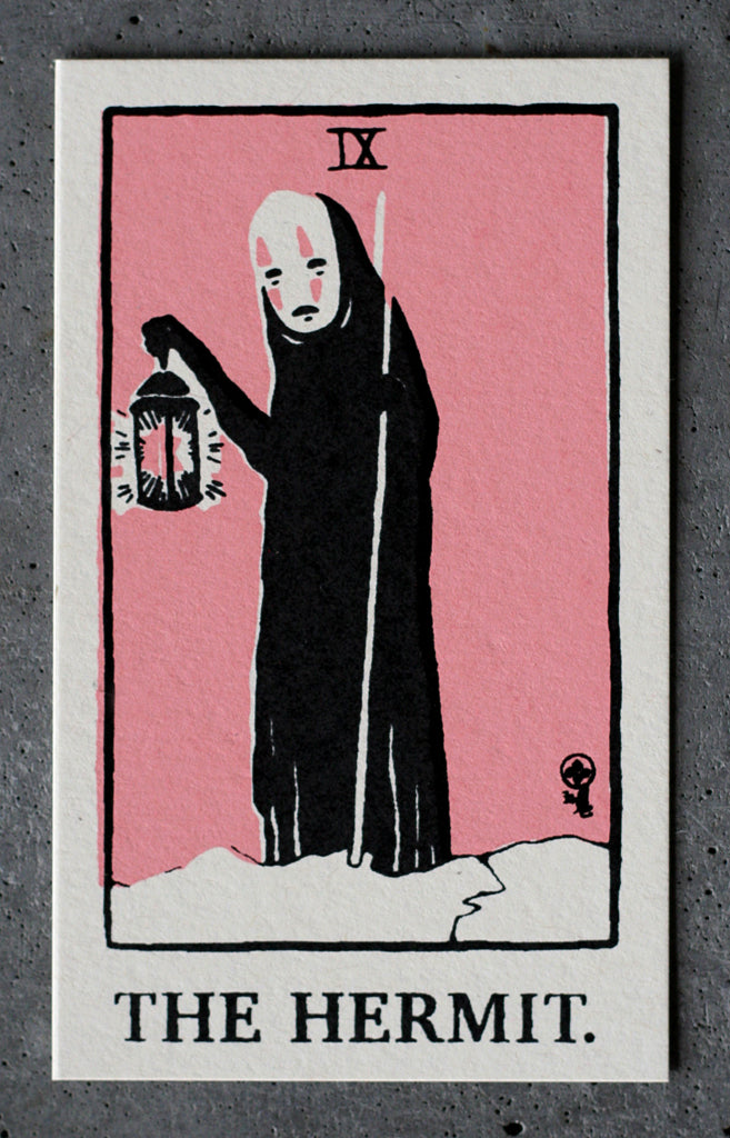 "Brighton Ballard - ""Spirited Away Tarot Card Set"""