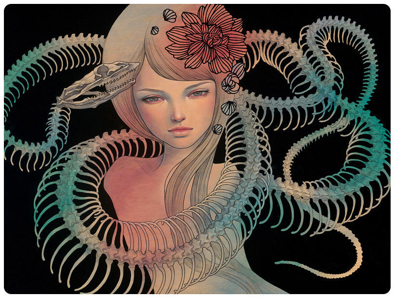 "Audrey Kawasaki - ""Possessed"""