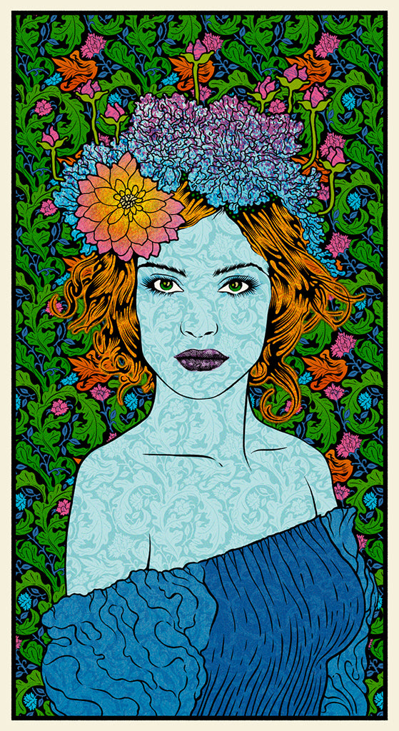 "Chuck Sperry - ""Circe"" - Spoke Art"